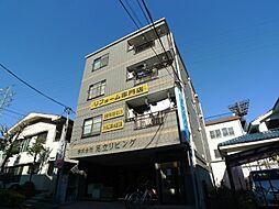 エクレール綾瀬[4階]の外観