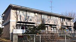 深大寺パークサイドハウス[201号室]の外観