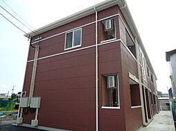 サンハイツ 奈良[203号室]の外観