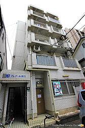 福岡県北九州市戸畑区初音町の賃貸マンションの外観