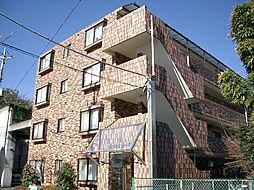 神奈川県横浜市旭区白根7丁目の賃貸マンションの外観