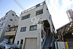 納田マンション[2階]の外観