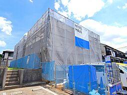 千葉県千葉市花見川区幕張本郷7丁目の賃貸マンションの外観