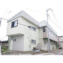 成田アパート[202号室]の外観