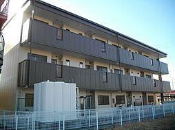 愛知県岩倉市大市場町順喜の賃貸マンションの外観