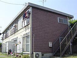サワーハイツA[2階]の外観