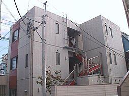 神奈川県横浜市神奈川区七島町の賃貸マンションの外観