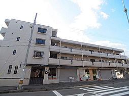 兵庫県神戸市北区鈴蘭台西町5丁目の賃貸マンションの外観