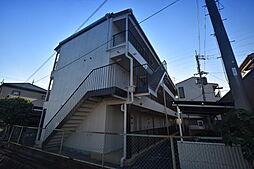 JPアパートメント柏原[1階]の外観