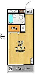 J House向ヶ丘〜ジェイハウスムコウガオカ〜[203号室]の間取り