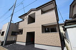 埼玉県入間郡毛呂山町若山1丁目の賃貸アパートの外観