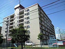 兵庫県尼崎市大庄川田町の賃貸マンションの外観