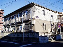 サンハウス[2階]の外観