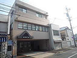 愛知県名古屋市昭和区安田通1丁目の賃貸アパートの外観