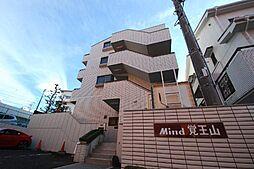 マインド覚王山[2階]の外観