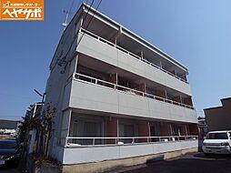コーポM・A・S[3階]の外観