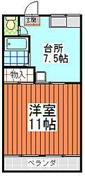 安積永盛駅 3.7万円