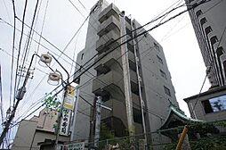 柴田ビル[4階]の外観