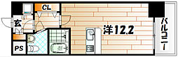 No.63 オリエントキャピタルタワー[5階]の間取り