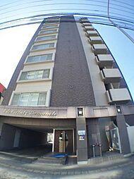 北海道札幌市西区山の手四条1丁目の賃貸マンションの外観