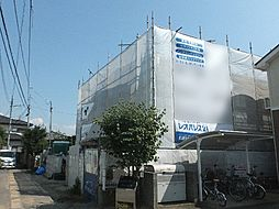 千葉県千葉市花見川区武石町2丁目の賃貸アパートの外観