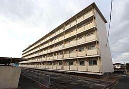 ビレッジハウス佐賀第二 2号棟[201号室]の外観