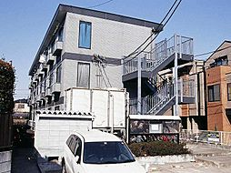 埼玉県戸田市新曽南1丁目の賃貸マンションの外観
