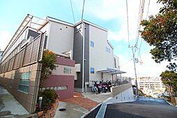 Riso+miraieジェームス山EAST[1階]の外観
