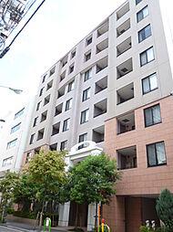 東京都港区芝5丁目の賃貸マンションの外観