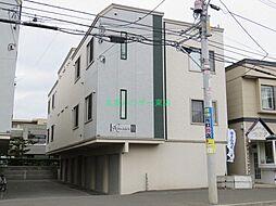 レユシール N12弐番館[2階]の外観