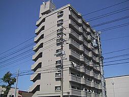 広島県広島市南区出島1丁目の賃貸マンションの外観