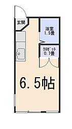 ホワイトプラザ玉村[2階]の間取り