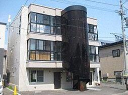 ヴィラ34[2階]の外観