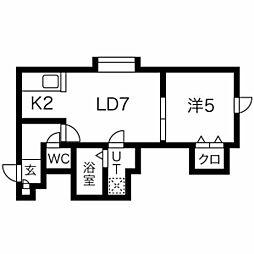 発寒駅 4.1万円