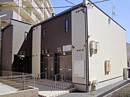 東京都墨田区立花3丁目の賃貸アパートの外観