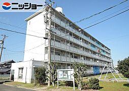 ビレッジハウス井村I号棟[1階]の外観