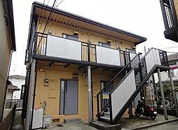 ビューライン93 B棟[2階]の外観