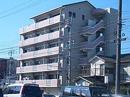 高知県高知市稲荷町の賃貸マンションの外観