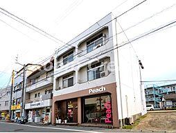 徳島県徳島市佐古二番町の賃貸マンションの外観