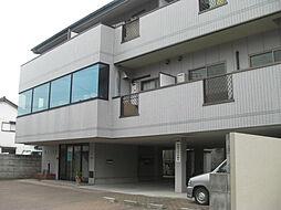 中田ビル[301号室]の外観