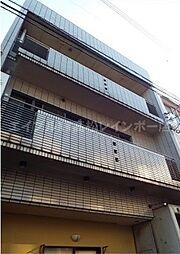香川県高松市八坂町の賃貸マンションの外観
