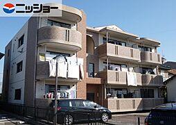 ドミールTF[3階]の外観