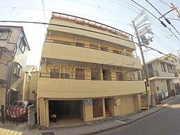兵庫県宝塚市谷口町の賃貸マンションの外観