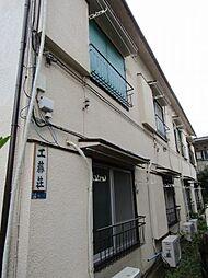 工藤荘[104号室]の外観
