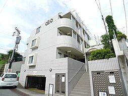 クリオ北松戸壱番館[2階]の外観
