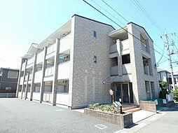 神奈川県海老名市上今泉2丁目の賃貸マンションの外観