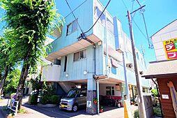 東京都清瀬市下清戸3丁目の賃貸マンションの外観