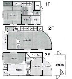 大阪市住吉区清水丘3丁目