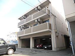 大阪府茨木市中穂積2の賃貸マンションの外観