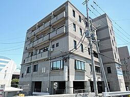 福岡県北九州市八幡西区藤田2丁目の賃貸マンションの外観